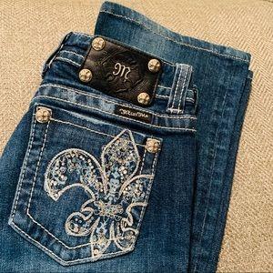 Miss Me Modelo Bradbury Bootcut Jeans